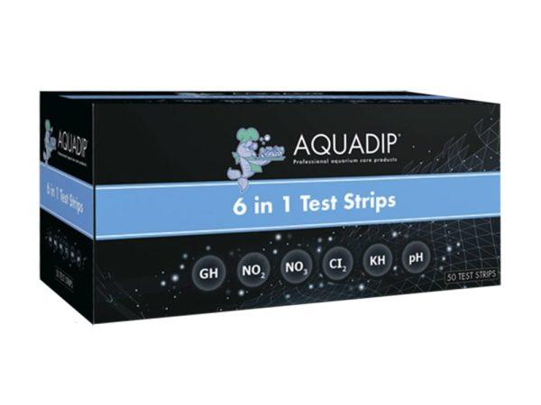 AquaDip 6 in 1 Test Strips