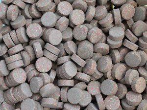 Sticky Brown Tablets